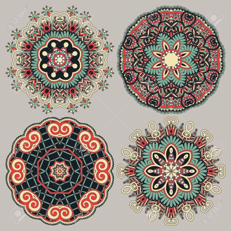 38 Colored Mandala Tattoos Collection: 32 Best Mandala Tattoos Images On Pinterest