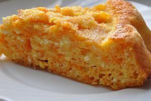 Сама нежность — тыквенный пудинг с яблоками - вкусные рецепты для вашей семьи - Десерты | Люблю готовить