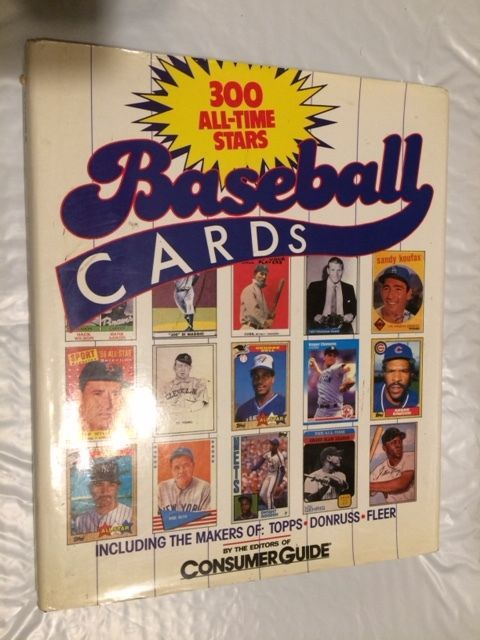 Baseball Cards : 300 of the All-Time Hottest Players by Consumer Guide... #PublicationsInternational