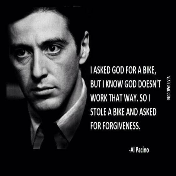 Al Pacino quotes.