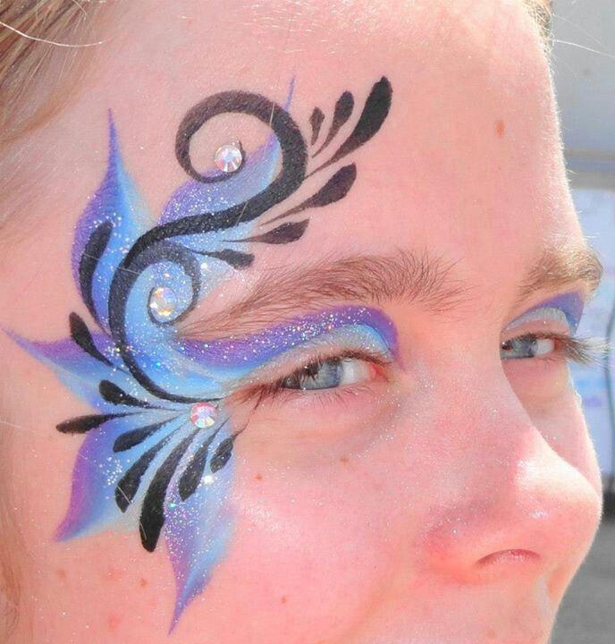 mooi eye design voor tieners