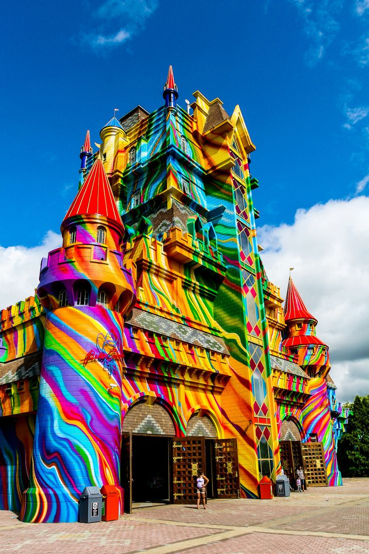 Beto Carrero World - Santa Catarina - Brazil