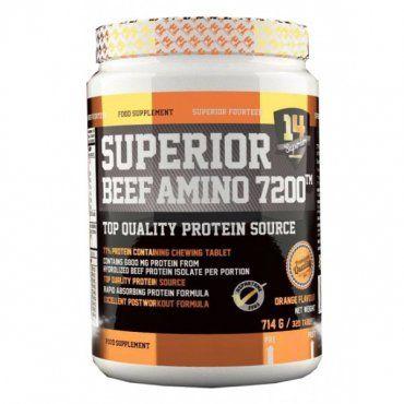 Sportovní výživa - Beef Amino 7200