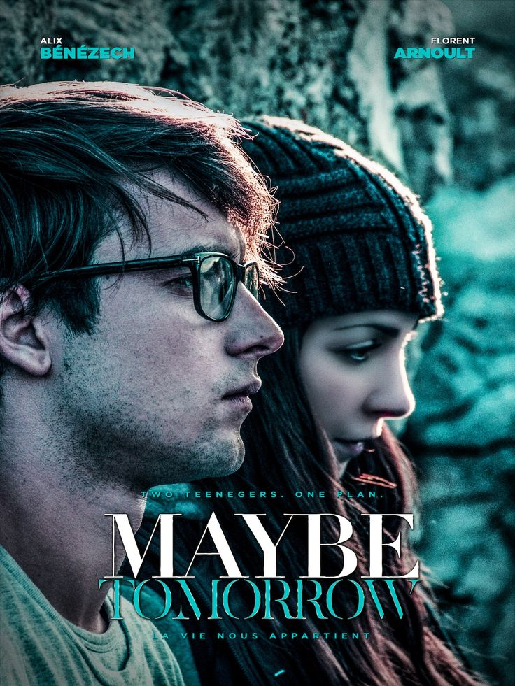 """Two students, Sarah and Philip, after meeting online develop a tragic plan to end their lives. They decide to meet and hike into the mountains where they would jump off a cliff together. They share their thoughts and struggles, looking into enduring issues about family, depression and fulfillment, while also touching upon the unique issues of growing up in the modern world. Watch """"Maybe Tomorrow"""" on #amazonprime for 0$"""