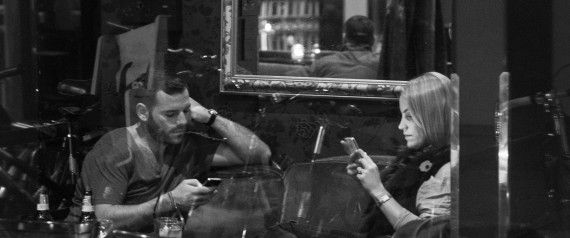 Photographer Babycakes Romero Captures 'The Death Of Conversation' Due To Smartphones
