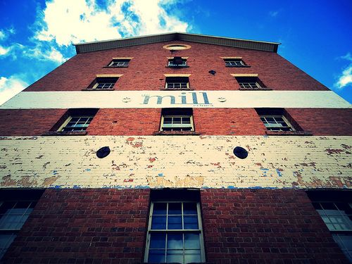 The Mill, just near work in Echuca