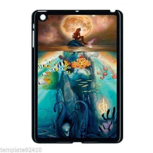 New Ariel Little Mermaid  Apple iPad Mini Hardshell Case #UnbrandedGeneric