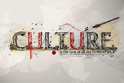 Culture Culture Typography, Badass Culture, Wallpapers Meticulous Chosen, Inspiration, Illustration, Graphics Design, Blog, Fonts, Art Music