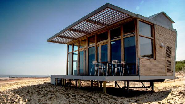 Strandhuisjes Molecaten Park Hoogduin   Beschikbaarheid en prijzen