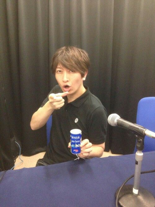 Voice actor: Daisuke Ono▪小野 大輔 ❤