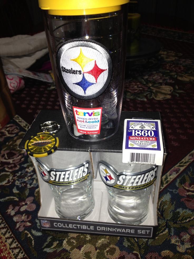 Steelers stuff!