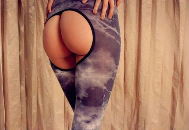 Nou trend in materie de leggings