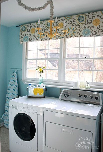 12 best images about laundry room on pinterest gray decorating ideas and chic. Black Bedroom Furniture Sets. Home Design Ideas