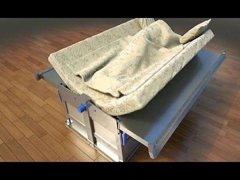 It's a trap! Der 66-jährige Chinese Wang Wenxi hat ein Bett entworfen, dass einen auch dann überleben lassen soll, wenn im Schlaf das Haus zusammenbricht. Tendenziell im Hinblick auf Erdbeben. Aber ich kann mir das Bett auch ausserhalb dessen gut vorstellen. Zu laute Nachbarn, der klingelnde Postbote, oder der Laubbläser des Hausmeisters. Ich brauche dieses [ ]