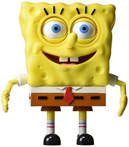 11 SPONGEBUDDY INTERACTIVE - OFFICIAL SPONGEBOB SQUAREPANTS FIGURE @ niftywarehouse.com #NiftyWarehouse #Spongebob #SpongebobSquarepants #Cartoon #TV #Show