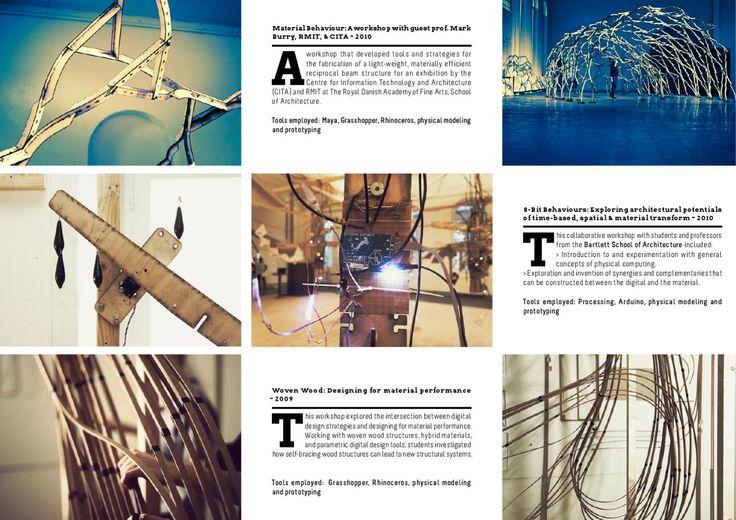 ISSUU - Architecture Portfolio 2012 by Jedidiah Gordon-Moran