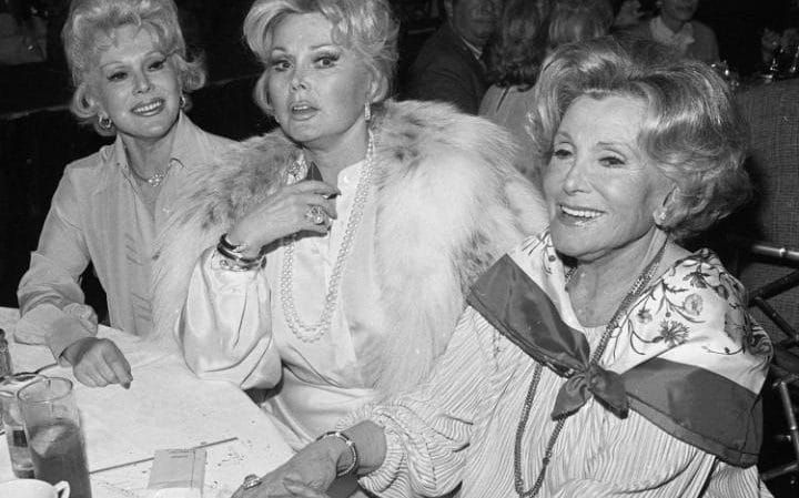 Zsa Zsa Gabor, actress – obituary Jolie Gabor, right, appears with her two daughters, actresses Eva Gabor, left, and Zsa Zsa Gabor, during a fashion event in Beverly Hills, Calif., in this March 16, 1979