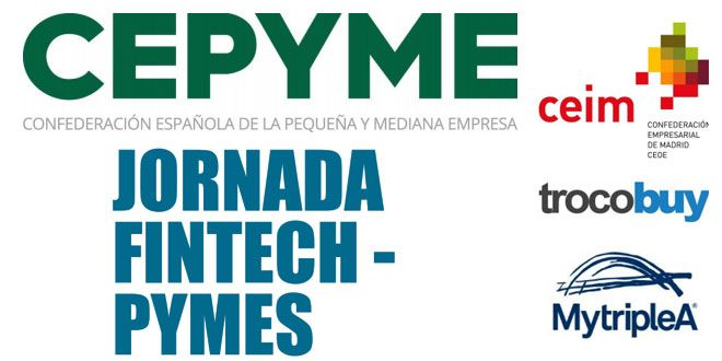 Jornada Fintech-Pyme organizada por CEPYME