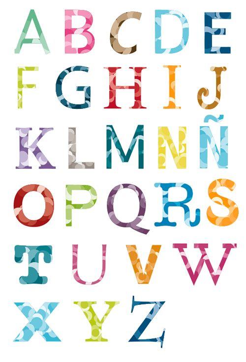 Abecedario para imprimir mayúsculas Descarga e imprime gratis esta lámina con el abecedario para ayudar a los niños a aprender las letras, el refuerzo visual les ayudará a identificar y reconocer las letras. Si tu hijo está aprendiendo las letras normalmente empiezan con las mayúsculas, para ellos es más fácil identificarlas porque son más rectas y están separadas entre si. Algunas ideas para ayudar a los niño a aprender las letras del abecedario: Asociar letras y colores: Si ya conocen los…
