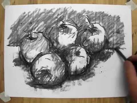 Desenho e Pintura - Desenhando composições | Vídeo 3