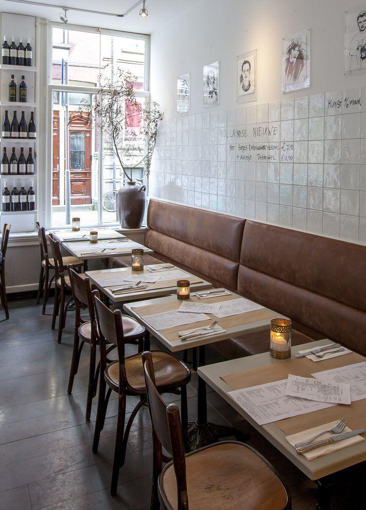 Foto s buffet van odette amsterdam pinterest for Odette s restaurant month