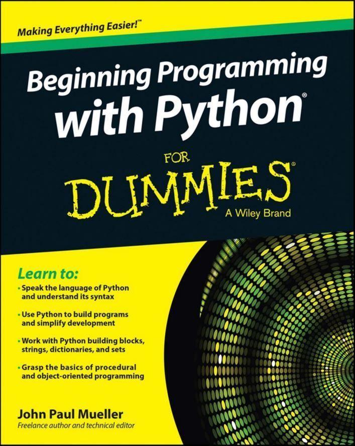 For dummies programming pdf game