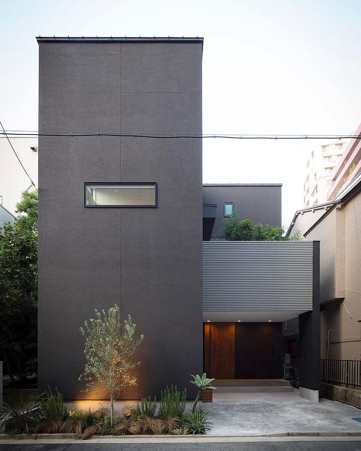 いいね!1,760件、コメント6件 ― ラブデザインホームズさん(@ldhomes_official)のInstagramアカウント: 「【ブルックリンハウス】 落ち着いたダークグレーの外観。 #ldhomes #ラブデザインホームズ #architecture #建築 #建築家 #interior #インテリア #design…」