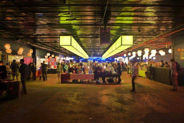 Brooklyn Night Bazaar | 21 Things To Do Under 21 In NYC