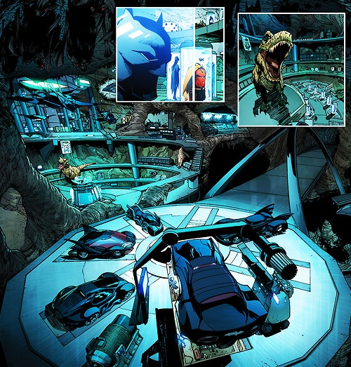 Batman Arkham Knight Batcave: 53 Best Images About My Batcave On Pinterest