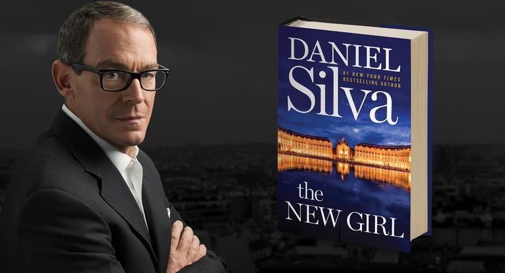 Daniel silva is the 1 new york times bestselling author