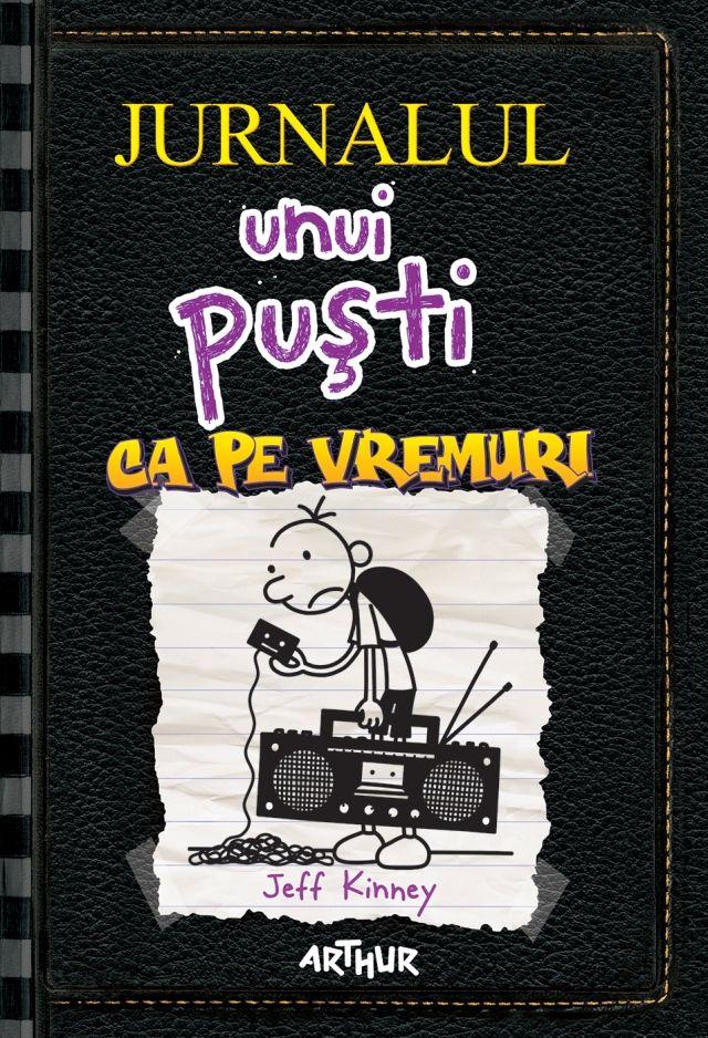 Jurnalul unui puști 10. Ca pe vremuri - http://www.editura-arthur.ro/carte/jurnalul-unui-pusti-10-ca-pe-vremuri