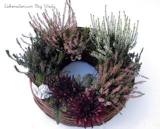 Wszystkich Świętych 2012 wieniec / wreath