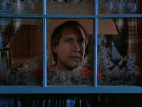 """""""Christmas Vacation"""" the pool scene.  Bing Crosby sings Mele Kalikimaka (Merry Christmas) in the background."""