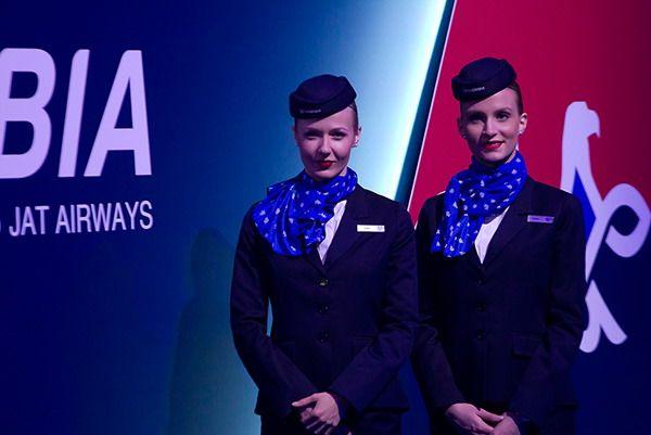 Air SERBIA CaBin crew