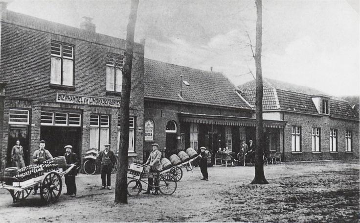 Het stationskoffiehuis van Vught zou tijdens de oorlogsjaren een belangrijke rol gaan spelen.