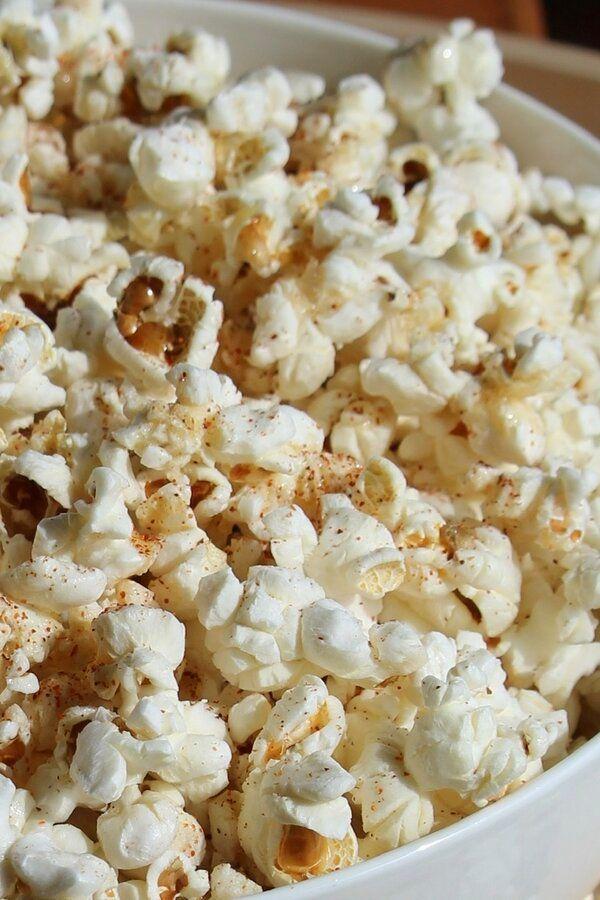 Healthy Popcorn Treat Recipe Healthy Popcorn Recipes Snack Recipes