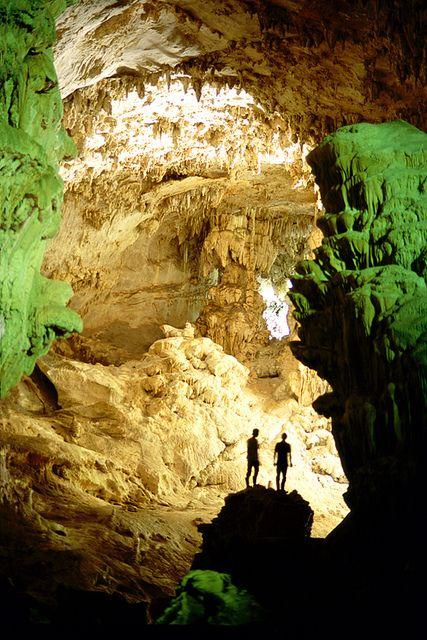 Cavernas Verapaces, Guatemala