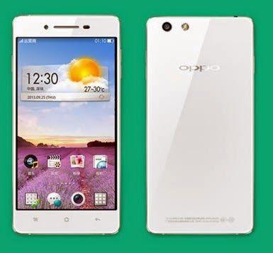 Gedget handphone update: Oppo R1 R829T