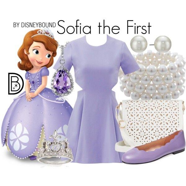 Disney Bound - Sofia the First