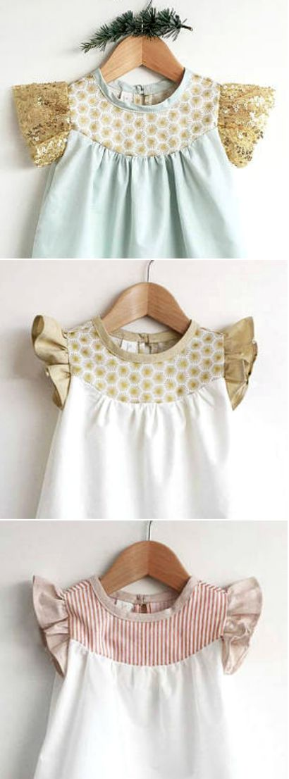 Sweet Handmade Dresses by Swallows Return