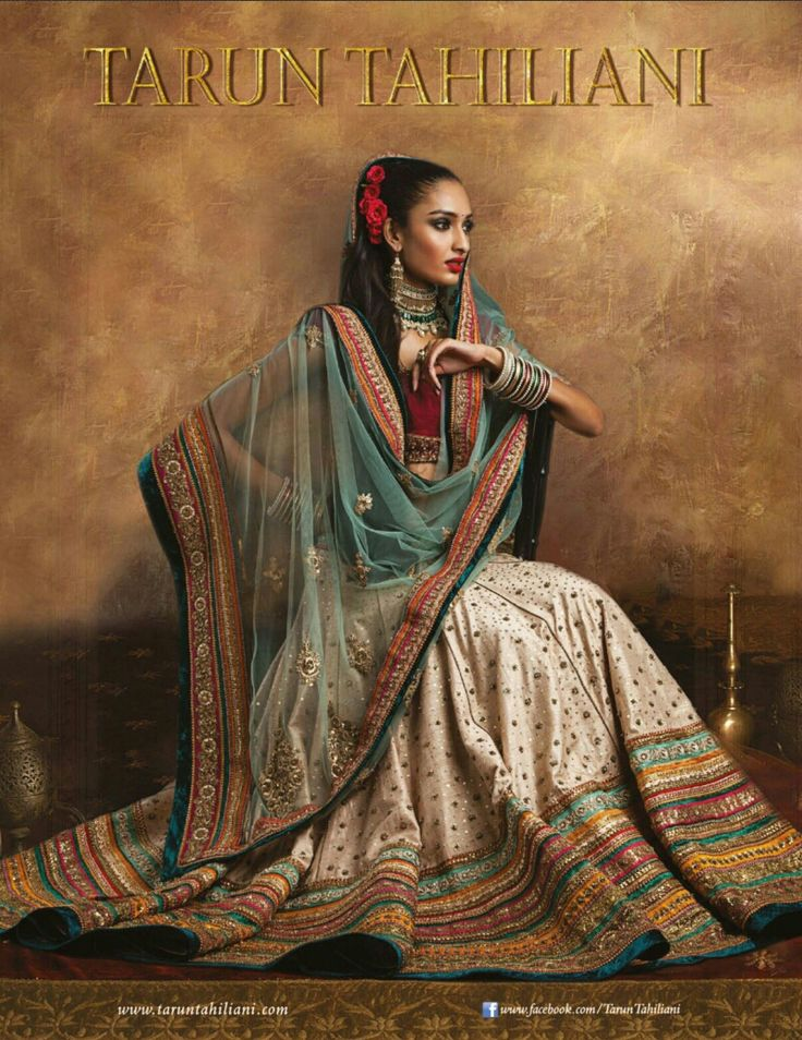 Tarun Tahiliani - Vogue India - February 2015