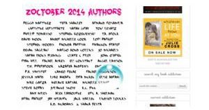 My name on a list of authors participating in MyBookAddiction.com's zOctober event. I'll post on 21Oct14 with a zombie short story and Mad Lib.