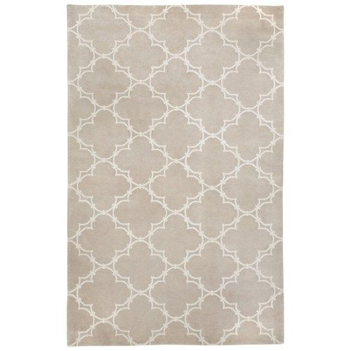 COCOCOZY Yale Champagne Wool Rug