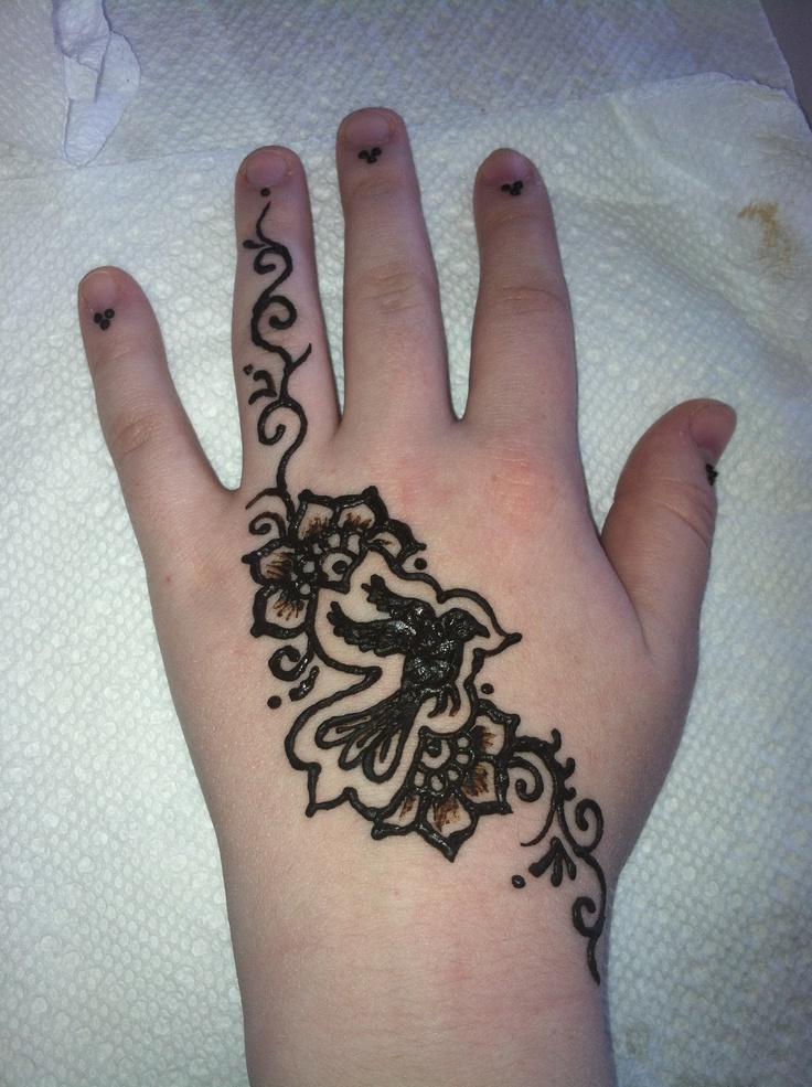 Bird Henna Tattoo: 53 Best Images About Henna/tattoos On Pinterest