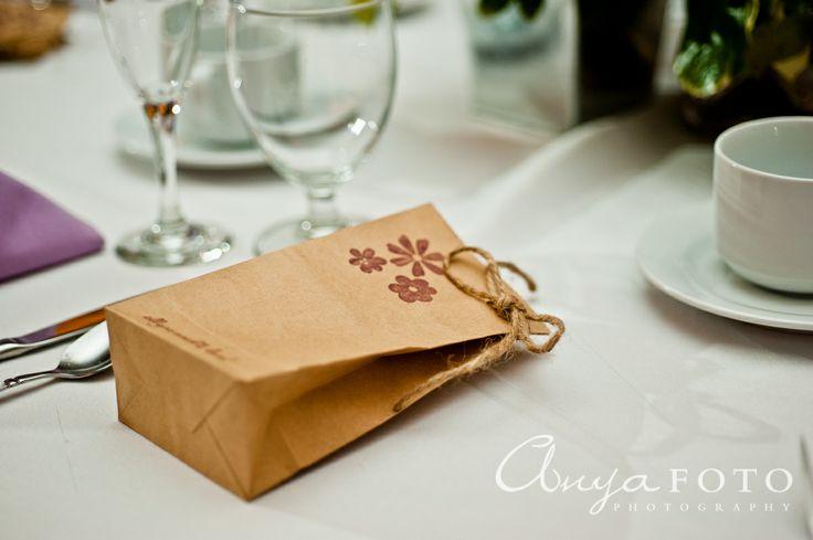 Wedding Favors anyafoto.com #wedding #weddingcakes, wedding favor ideas, wedding favor desings, paper bag wedding favors, wedding favor box, homemade wedding favors