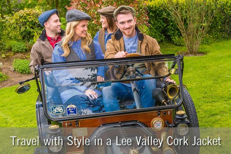 1914 Ford used in our latest photo shoot. Travel with Style in a Lee Valley Cork Jacket. #leevalleyireland #rainjackets #irishtweed #granddadshirt #irishgrandfathershirt #irishgranddadshirt #grandadshirt