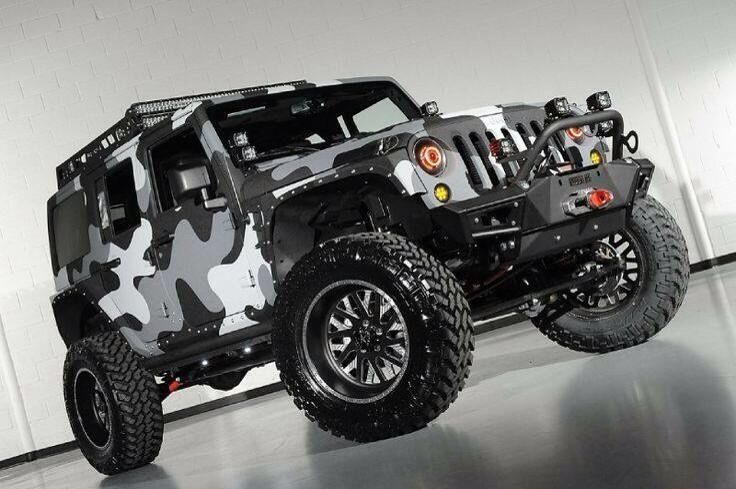 Va Tactical Jeeps ™ on Jeep, Jeep wrangler unlimited