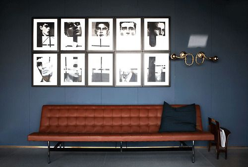 Minimalist. Sophisticated hipster. #interiordesign #hipster