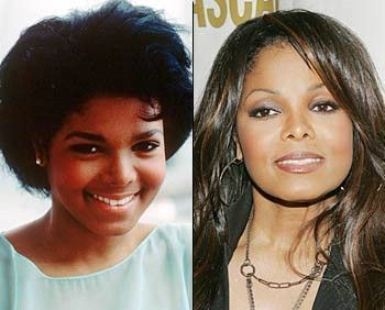Celebrities, Then and Now