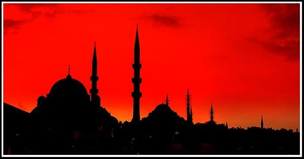 Istanbul skyline - Istanbul, Istanbul